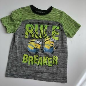 Other - Boys Minion Shirt